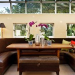 Awesome  Eclectic Nook Dining Room Set Image , Wonderful  Contemporary Nook Dining Room Set Image In Dining Room Category