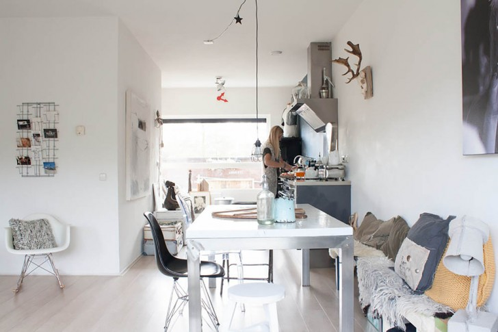 Kitchen , Fabulous  Eclectic Set Of Dining Chairs Image : Awesome  Eclectic Set of Dining Chairs Image