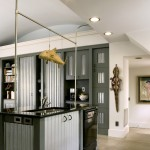 Kitchen , Stunning  Contemporary Custom Kitchen Cabinet Designs Photo Ideas : Awesome  Industrial Custom Kitchen Cabinet Designs Image Ideas