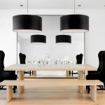 Awesome  Modern Black Dining Room Table and Chairs Image Inspiration , Wonderful  Eclectic Black Dining Room Table And Chairs Image Ideas In Bedroom Category