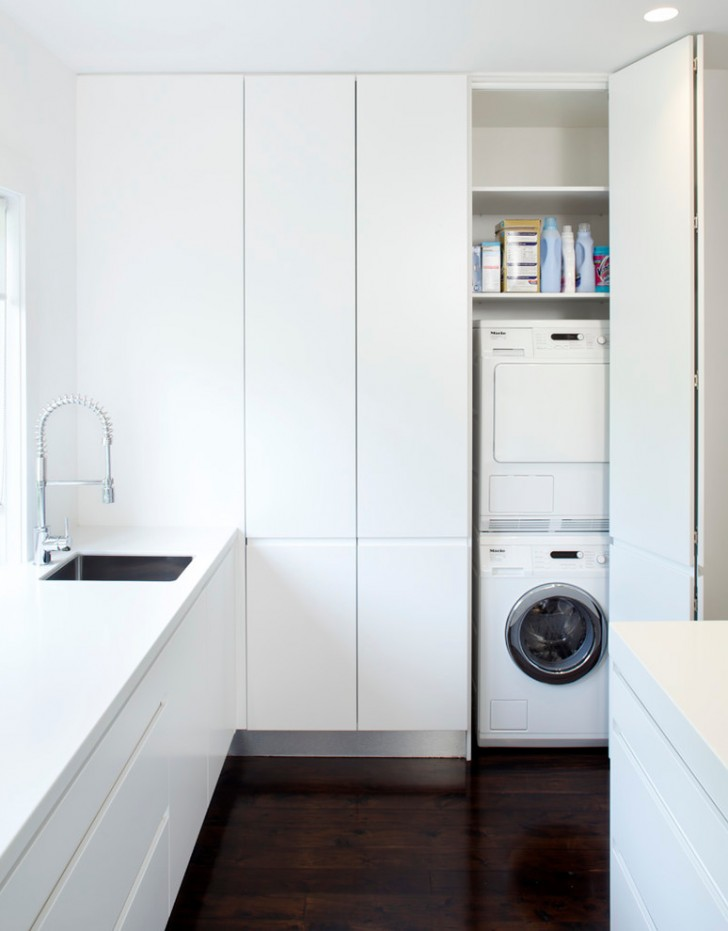 Laundry Room , Lovely  Modern Cabinets Storage With Doors Ideas : Awesome  Modern Cabinets Storage with Doors Photo Ideas