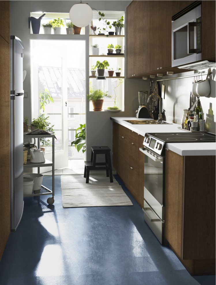 749x990px Beautiful  Modern Ikea Kichens Picture Picture in Kitchen