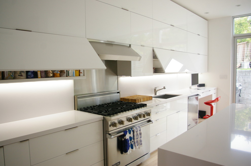 990x658px Beautiful  Modern Kitchns Image Inspiration Picture in Kitchen