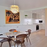 Awesome  Modern White Dining Room Tables and Chairs Image Ideas , Beautiful  Transitional White Dining Room Tables And Chairs Image Inspiration In Dining Room Category