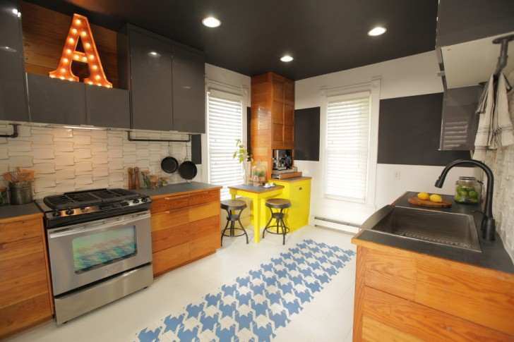 Kitchen , Fabulous  Rustic Ikea Kithen Ideas : Awesome  Rustic Ikea Kithen Image Ideas