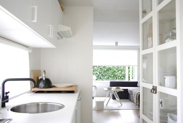 Kitchen , Lovely  Scandinavian Ikea Kitchen Cabinet Planner Image : Awesome  Scandinavian Ikea Kitchen Cabinet Planner Photo Ideas