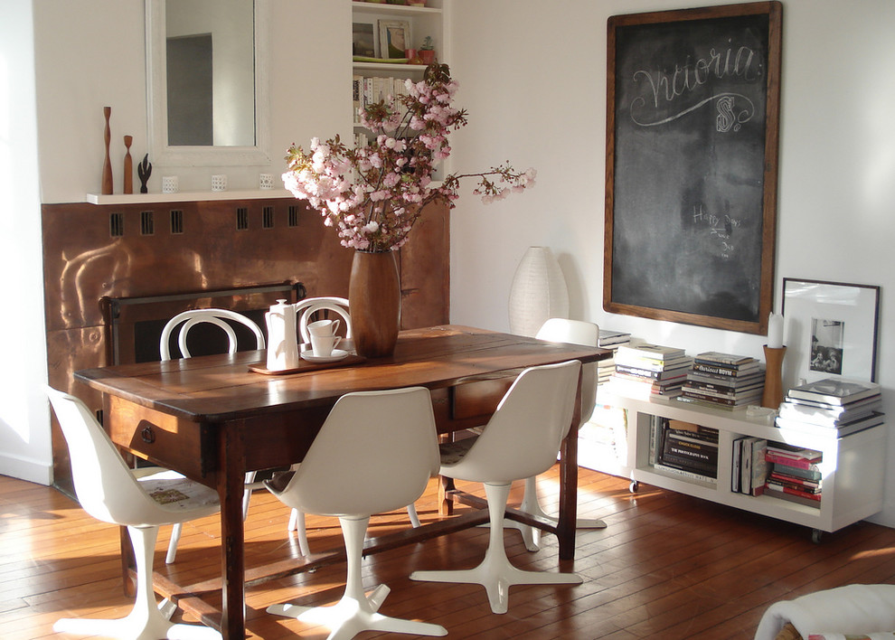 990x708px Wonderful  Shabby Chic All Wood Tables Picture Ideas Picture in Dining Room