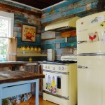 Awesome  Shabby Chic Home Styles Kitchen Carts Picture Ideas , Cool  Midcentury Home Styles Kitchen Carts Photo Ideas In Kitchen Category