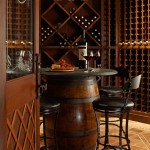 Awesome  Traditional Barrel Tables and Chairs Picture , Awesome  Rustic Barrel Tables And Chairs Photos In Basement Category