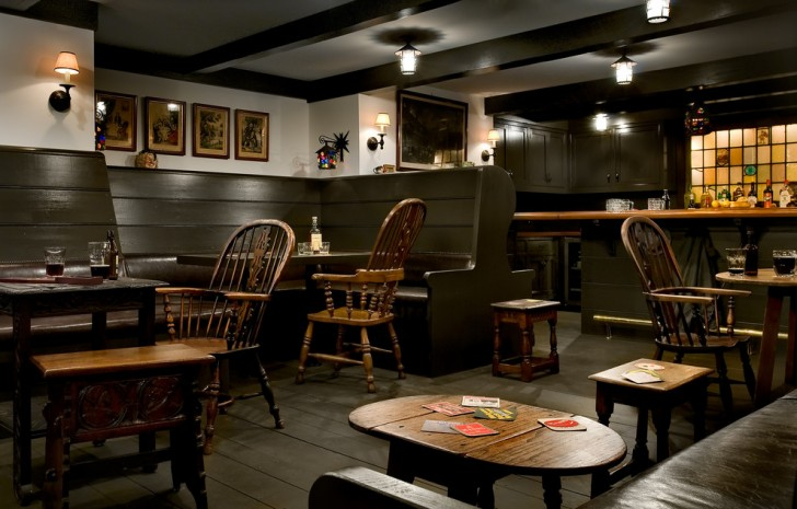 Home Bar , Lovely  Traditional Pub Table And Stools Set Image Inspiration : Awesome  Traditional Pub Table and Stools Set Image Inspiration