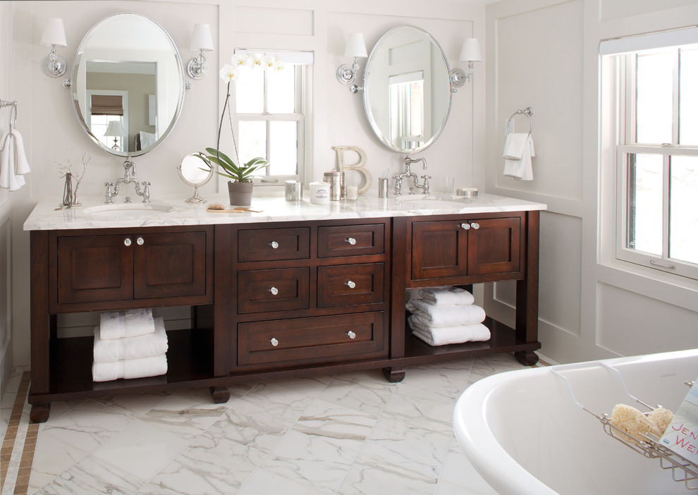 990x702px Breathtaking  Traditional Small Bathroom Vanities With Drawers Photo Inspirations Picture in Bathroom