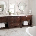 Awesome  Traditional Small Double Vanity Bathroom Sinks Photo Ideas , Charming  Contemporary Small Double Vanity Bathroom Sinks Picute In Bathroom Category