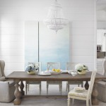 Beautiful  Beach Style Dining Room Table Styles Inspiration , Awesome  Craftsman Dining Room Table Styles Image Ideas In Dining Room Category