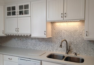 990x742px Stunning  Beach Style Lg Hi Macs Countertops Picture Picture in Kitchen