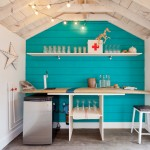Beautiful  Beach Style Retro Bar Cart Picture , Gorgeous  Beach Style Retro Bar Cart Image Ideas In Garage And Shed Category