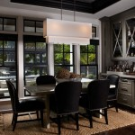 Beautiful  Contemporary Bar for Dining Room Image , Fabulous  Transitional Bar For Dining Room Picture Ideas In Dining Room Category