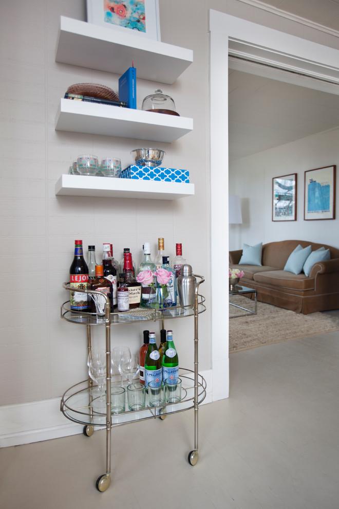 Home Bar , Gorgeous  Contemporary Circa Bar Cart Image Ideas : Beautiful  Contemporary Circa Bar Cart Inspiration