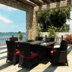 Beautiful  Contemporary Dining Sets Clearance Inspiration , Stunning  Contemporary Dining Sets Clearance Image Inspiration In Patio Category