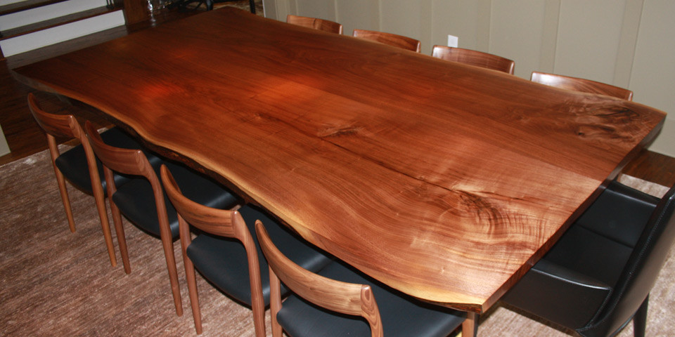 960x480px Lovely  Contemporary Dining Tables Houston Inspiration Picture in Spaces