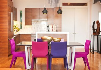 990x578px Wonderful  Contemporary Furniture Dining Tables Ideas Picture in Kitchen