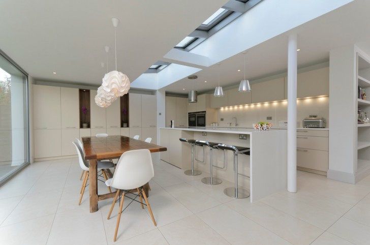 Kitchen , Cool  Contemporary Modern Kitchen Table And Chairs Image Inspiration : Beautiful  Contemporary Modern Kitchen Table and Chairs Inspiration