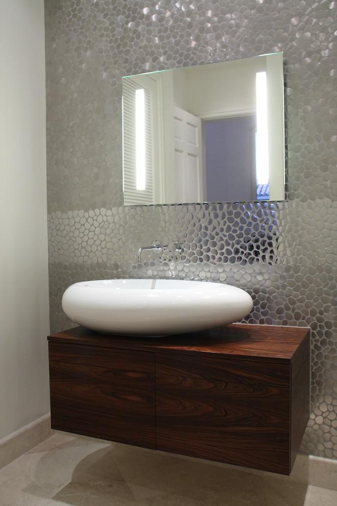 Bathroom , Cool  Contemporary Parts Of A Bathroom Sink Faucet Image : Beautiful  Contemporary Parts of a Bathroom Sink Faucet Photo Ideas