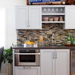 Beautiful  Contemporary Quartz Countertop Overlay Photos , Lovely  Contemporary Quartz Countertop Overlay Photo Ideas In Kitchen Category