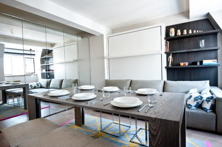 Dining Room , Cool  Contemporary Store Tables Inspiration : Beautiful  Contemporary Store Tables Image