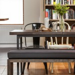 Beautiful  Contemporary Table and Bar Stools Image Ideas , Beautiful  Traditional Table And Bar Stools Photo Inspirations In Kitchen Category