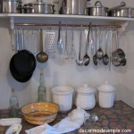 Beautiful  Eclectic Kitchen Pot Rack  Ideas , Fabulous  Eclectic Kitchen Pot Rack  Photo Inspirations In Kitchen Category