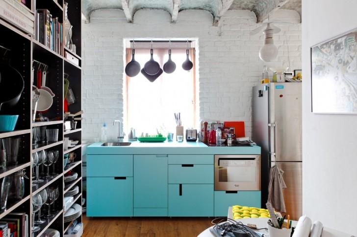 Kitchen , Stunning  Industrial Kitchen Cabinetry Ideas Inspiration : Beautiful  Industrial Kitchen Cabinetry Ideas Photo Ideas