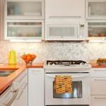 Kitchen , Wonderful  Eclectic Cheap Kitchen Set Picture : Beautiful  Midcentury Cheap Kitchen Set Photo Ideas