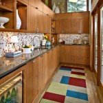 Beautiful  Midcentury Shiny Laminate Countertops Image Ideas , Awesome  Modern Shiny Laminate Countertops Inspiration In Kitchen Category