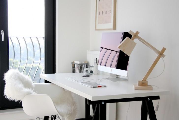 Home Office , Wonderful  Scandinavian Ikea Design A Kitchen Photo Ideas : Beautiful  Scandinavian Ikea Design a Kitchen Inspiration
