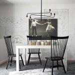 Beautiful  Scandinavian Inexpensive Parsons Chairs Photo Inspirations , Beautiful  Shabby Chic Inexpensive Parsons Chairs Inspiration In Dining Room Category