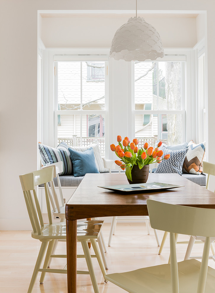 Dining Room , Lovely  Contemporary Modern Kitchen Tables Sets Image Ideas : Beautiful  Scandinavian Modern Kitchen Tables Sets Photo Inspirations