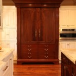 Beautiful  Traditional Armoire Kitchen Image Inspiration , Fabulous  Traditional Armoire Kitchen Inspiration In Home Office Category