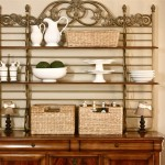 Beautiful  Traditional Bakers Racks for Kitchen Photo Ideas , Gorgeous  Farmhouse Bakers Racks For Kitchen Picture In Kitchen Category