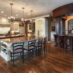 Beautiful  Traditional Bars for Kitchen Picture Ideas , Gorgeous  Eclectic Bars For Kitchen Picture Ideas In Family Room Category