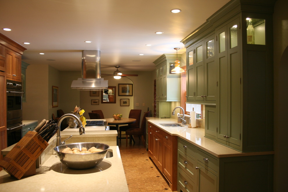990x660px Beautiful  Traditional Conestoga Rta Kitchen Cabinets Inspiration Picture in Kitchen