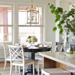 Beautiful  Traditional Dining Kitchen Tables Ideas , Cool  Shabby Chic Dining Kitchen Tables Photos In Dining Room Category