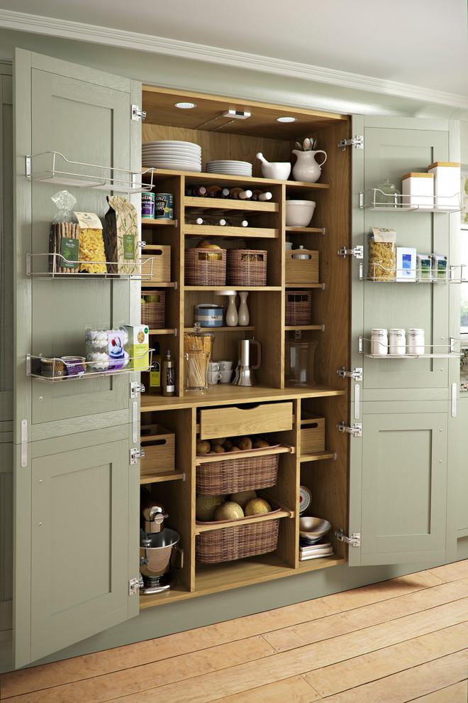 Kitchen , Stunning  Traditional Kitchen Counter Storage Ideas Photo Inspirations : Beautiful  Traditional Kitchen Counter Storage Ideas Inspiration