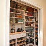 Beautiful  Traditional Kitchen Storage Closet Ideas , Breathtaking  Traditional Kitchen Storage Closet Ideas In Closet Category