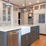 Beautiful  Traditional Kitchen Storage Closet Picture Ideas , Breathtaking  Traditional Kitchen Storage Closet Ideas In Closet Category
