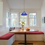Beautiful  Transitional Corner Kitchen Booth Photo Ideas , Charming  Contemporary Corner Kitchen Booth Image In Dining Room Category