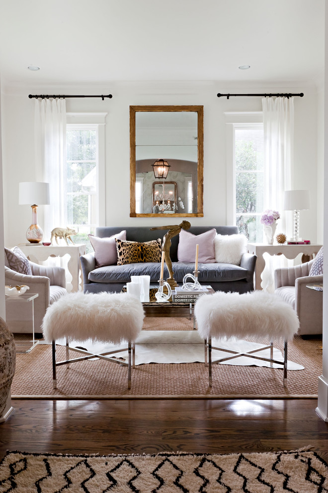 Living Room , Cool  Transitional Dining Room Stools Image : Beautiful  Transitional Dining Room Stools Photo Inspirations