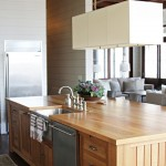 Breathtaking  Beach Style White Kitchen Island with Natural Top Photos , Stunning  Traditional White Kitchen Island With Natural Top Photo Inspirations In Kitchen Category