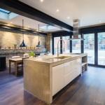 Breathtaking  Contemporary Concrete Countertops Forms Edge Photos , Charming  Contemporary Concrete Countertops Forms Edge Photo Inspirations In Kitchen Category