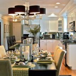 Breathtaking  Contemporary Dinning Tables Sets Photo Ideas , Stunning  Transitional Dinning Tables Sets Photo Ideas In Dining Room Category