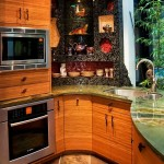 Breathtaking  Contemporary Kitchen Display Shelves Image Ideas , Cool  Contemporary Kitchen Display Shelves Inspiration In Kitchen Category